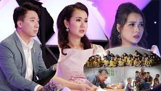 Trấn Thành, Võ Hạ Trâm khóc nghẹn, CHI MẠNH TAY NHẤT lịch sử HMUM để giúp gần 100 đứa trẻ bị bỏ rơi