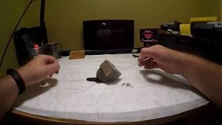 как сделать простой и эффективный макушатник на карпа, карася