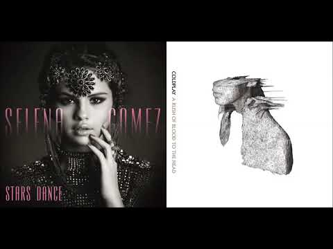 Forget Clocks Forever Mashup - Selena Gomez & Coldplay