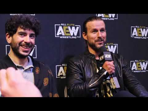 ADAM COLE On His AEW ALL OUT 2021 DEBUT, MAKING HIS DECISION & MORE!
