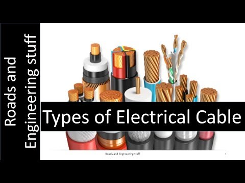 Types Of Cables