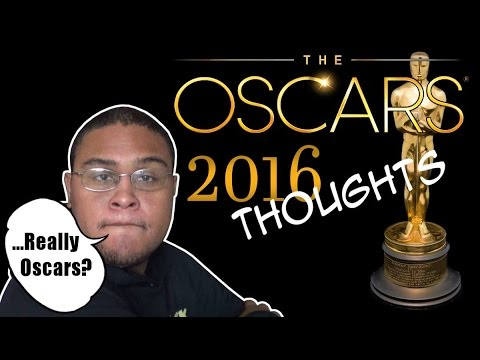 BCG'S Thoughts on 2016 Oscar Nominations