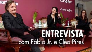 ENTREVISTA COM FÀBIO JR. E CLÉO PIRES - QG FHits // FHITS TV