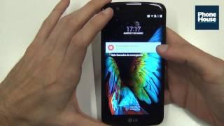 Review LG K10 (en español)