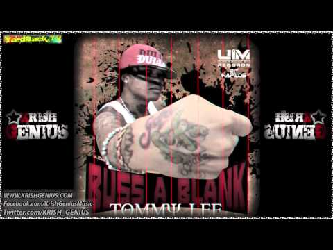 Tommy Lee - Buss A Blank (Raw) Oct 2012