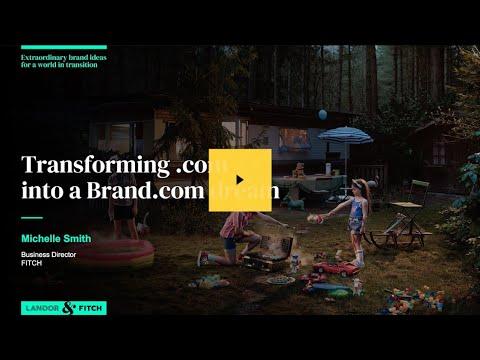 Extraordinary Webinar - Transforming .com into a Brand.com dream