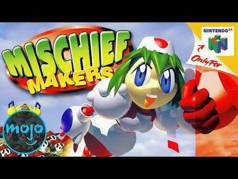 Top 10 Most Underrated Nintendo 64 Games
