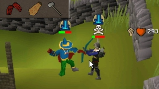 Pretending To Be A F2P PKer (Dragon Claws)