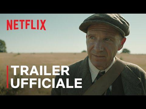 LA NAVE SEPOLTA con Carey Mulligan e Ralph Fiennes | Trailer ufficiale | Netflix