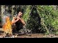 ORMANDA HAYATTA KALMA YARIŞMASI!! (EV YAPTIM) - YouTube