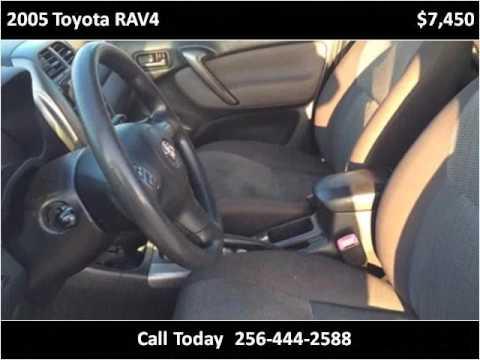 2005 Toyota RAV4 Used Cars Athens AL