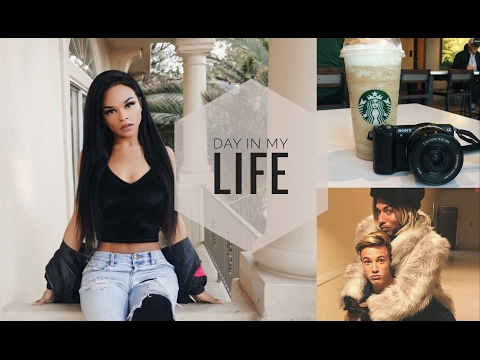 Day In My Life: Vlog Day! Shopping! Cameron Dallas!