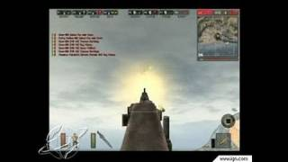 Battlefield 1942: The Road to Rome PC Games Gameplay - One