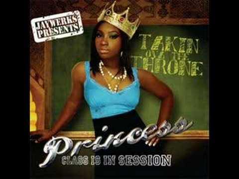 Princess (of Crime Mob) - Hit The Block