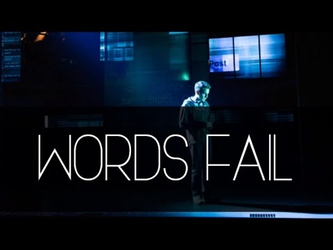 Dear Evan Hansen - Words Fail Lyrics