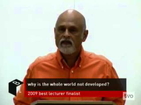 Anton Allahar: Why Is The Whole World Not Developed?
