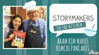 StoryMakers in the Kitchen with Aram Kim!