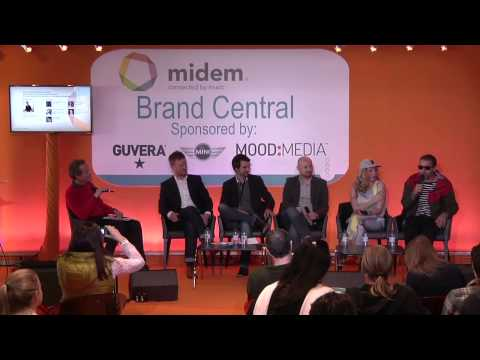 "Music & Brands panel: The Ting Tings & ""MINI UNITED"" - Midem 2013"