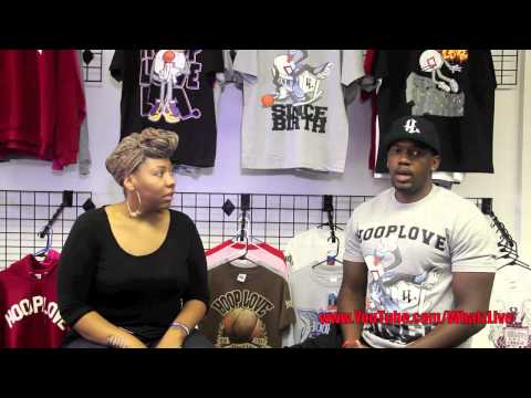 WhatzLive with HoopLove Clothing