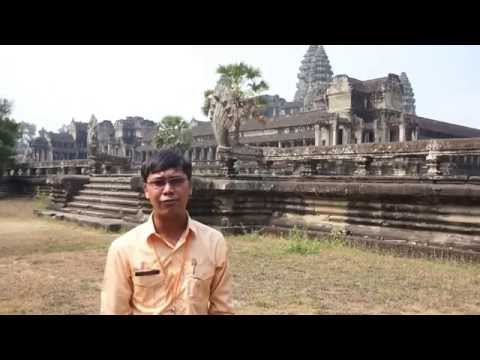 Introduction to Cambodia by a professional licensed Angkor tour guide, Mr. Veasna Meas