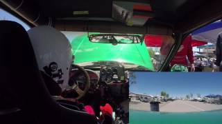 Takata R&D Accord,  Lemons Buttonwillow 6/20/15 - Larry's off