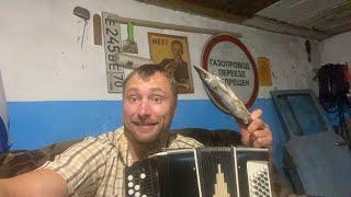 ГАРАЖ -  ЩУКА - БАЯН