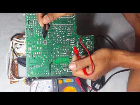 cara mengetahui kerusakan elektronik