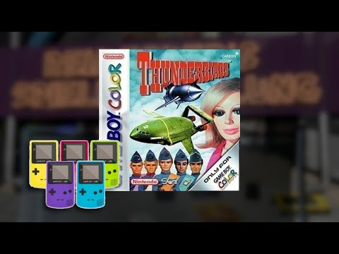 Gameplay : Thunderbirds [Gameboy Color]
