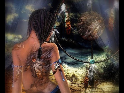 RELAXING MUSIC SPIRIT OF AMERICAN INDIANS. Native American Music. Native Flute Music.