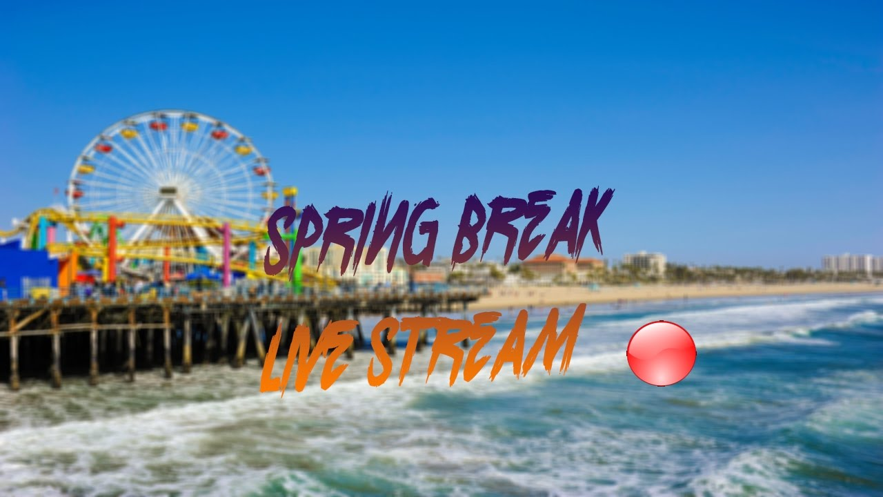 Spring Break Stream