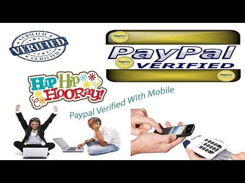 How to Verified Paypal Account With USA Mobile Number in Pakistan Urdu and Hindi