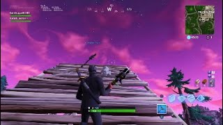 Fortnite Battle Royale HACKER PS4 Invisible with aimbot