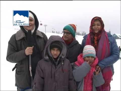 A Tourist family from Jeddah (Saudi Arabia) on their experiences in Jammu and Kashmir