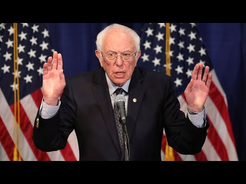 Bernie Sanders vows to continue campaign