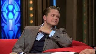 1. Ondřej Gregor Brzobohatý - Show Jana Krause 21. 2. 2018