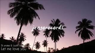 Dj Snake & Justin Bieber   Let me love you   MP3 COLD