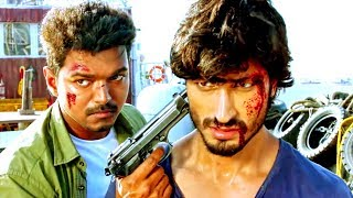 Vidyut Jamwal Action Scene | South Indian Hindi Dubbed Best Action Scenes