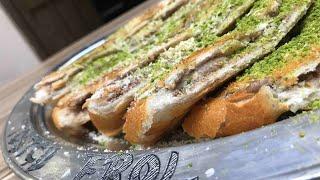 Bademellalı Tost Nasıl Yapılır?
