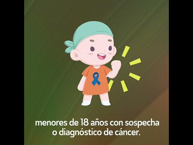 Reforma para menores con cáncer