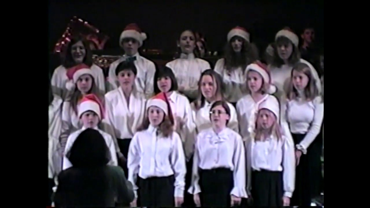 CCRS Christmas Program  12-18-94