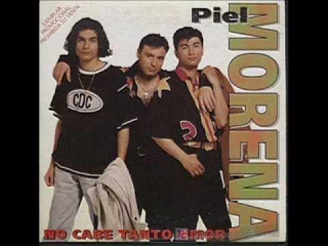 Piel Morena - No cabe tanto amor (Ex grupo Musical de EL ARREBATO)