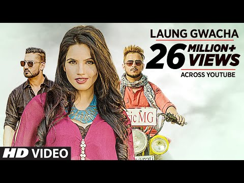 "LAUNG GAWACHA Full Video Song | Brown Gal, ""Millind Gaba"", Bups Saggu 
