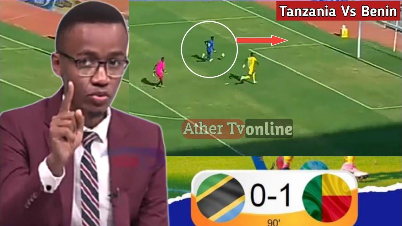 Download Tanzania walikosa nafasi za wazi Benin Walikua bora kwenye Kuzuia,  kibu denis ni mchezaji bora sana