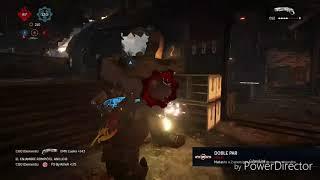 | CGO IDementiz | Gears Of War 4 #Montage