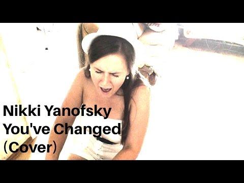 Nikki Yanofsky - You've Changed Cover