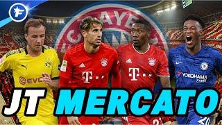 Le Bayern Munich sur tous les fronts | Journal du Mercato
