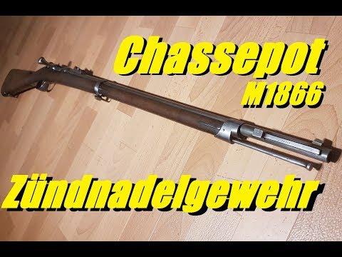 M1866 Chassepot Gewehr von 1869! (Vorstellung)