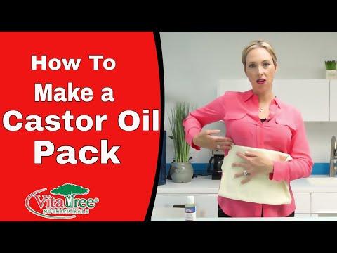 How To Make A Castor Oil Pack : Castor Oil Pack Benefits  - VitaLife Show Episode 203