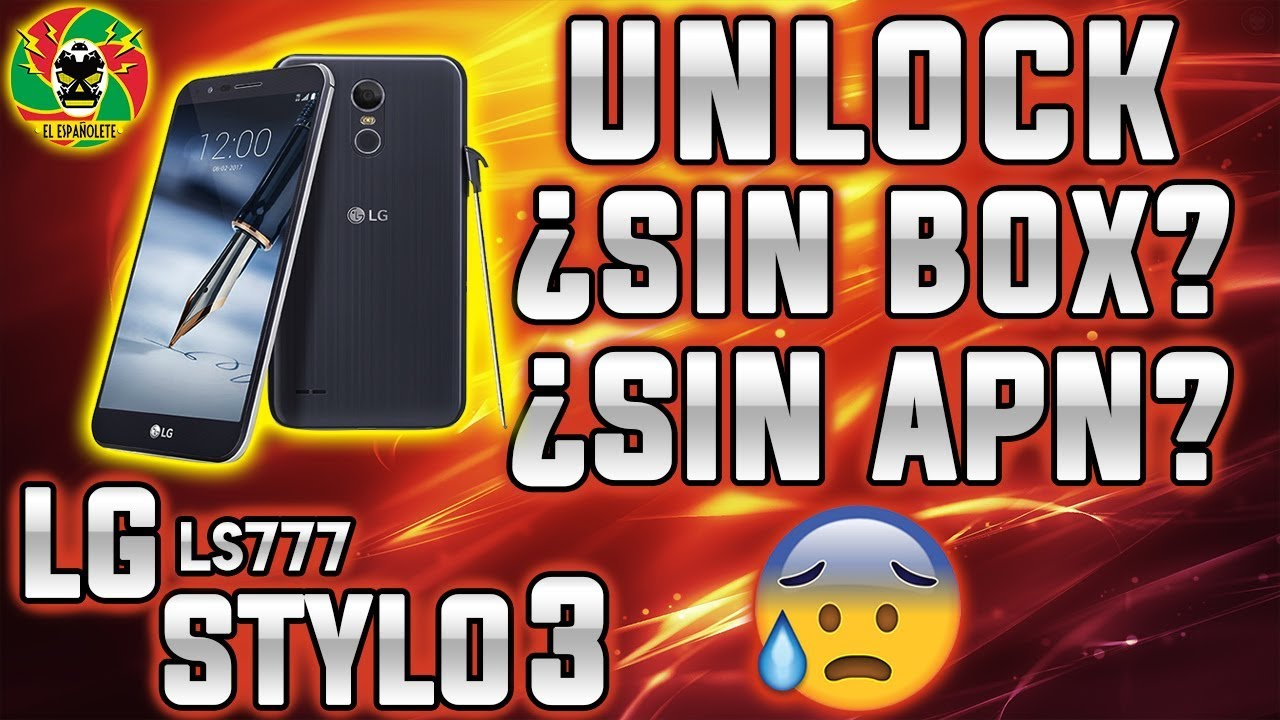 UNLOCK LG LS777 VERSION ZV8 - SIN CAJA Y SIN APN :( - BY SILVER CR
