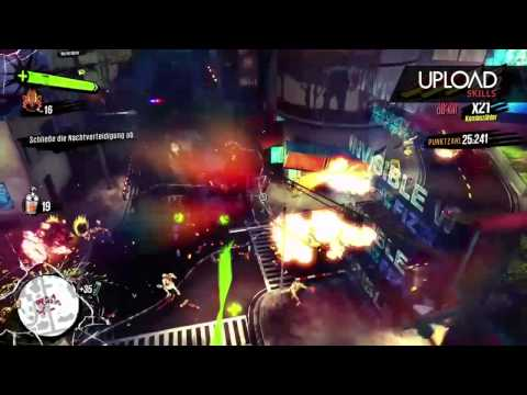 Sunset overdrive- Chaos Squad 110.000.000 points